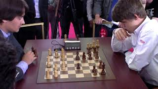 Download GM Morozevich (Russia)- GM Carlsen (Norway) Video