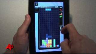 Download Review: BlackBerry PlayBook Strong, Well-Priced Video