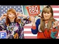 Download Irish People Try American BBQ Video