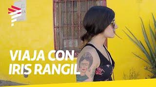 Download Comienza el viaje de Iris Rangil en Destino Sudamérica Video