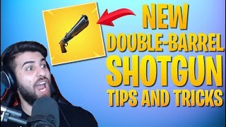 Download HOW TO WIN | NEW Double-Barrel Shotgun Tips and Tricks (Fortnite Battle Royale) Video