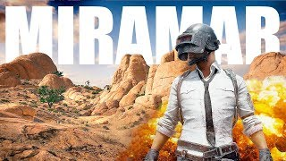 Download NEW PUBG MAP! Miramar Solo & Squad Live Stream Gameplay   AWESOME MAP! Video