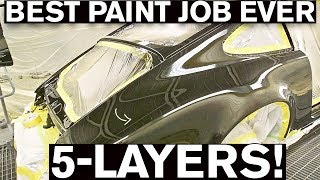 Download Most Insane Paint Job EVER! Step-by-Step Process Video