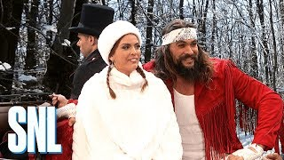 Download Gemma Sleigh Ride - SNL Video