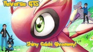Download SHINY CELEBI WONDER TRADES! - Shiny Pokemon Giveaway!! - Reverse GTS Video