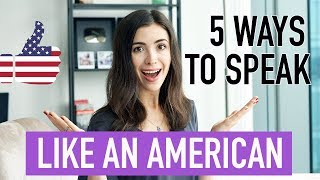 Download 5 TIPS TO SOUND LIKE A NATIVE SPEAKER Video