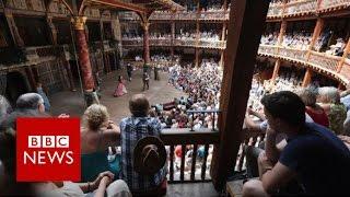 Download BBC tribute to William Shakespeare - BBC News Video