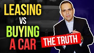 Download The Truth About Leasing vs Buying a Car | 2018 Video