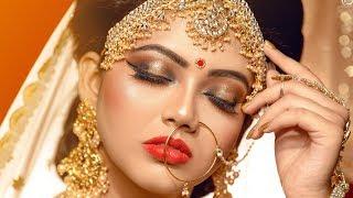 Download Indian Bridal Makeover with Airbrush | Makeup Artist Jyoti Shaw | Photographer LOukik Das | Video