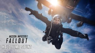 Download Mission: Impossible - Fallout (2018) - HALO Jump Stunt Behind The Scenes - Paramount Pictures Video