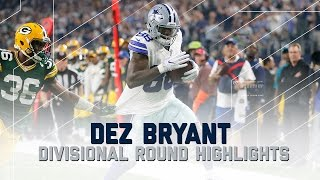 Download Dez Bryant Goes Off for 132 Yards & 2 TDs | Packers vs. Cowboys | NFL Divisional Player Highlights Video