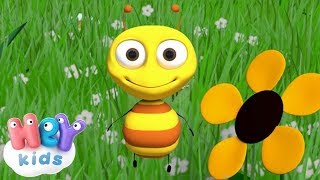 Download Zum Zum Zum 🐝La Abejita - Canciones Infantiles | HeyKids Video