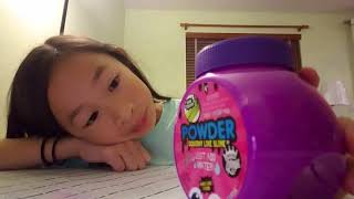 Download Making powder slime Video