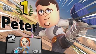 Download Family Guy Mii Fighter CPU Tournament Video