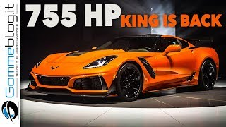 Download 2019 Corvette ZR1 - 755 HP WORLD PREMIERE ... Return of the King Video
