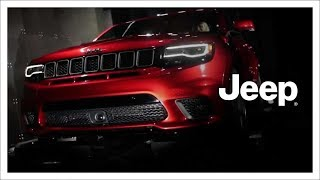 Download 2018 Jeep® Grand Cherokee Trackhawk Reveal | Jeep® Video
