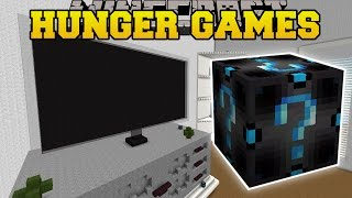Download Minecraft: PAT & JEN'S REAL LIFE HOUSE HUNGER GAMES - Lucky Block Mod - Modded Mini-Game Video