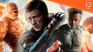 Download Marvel & FOX to Announce Fantastic Four in the MCU Theory & Evidence Video