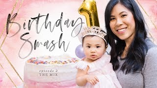 Download Birthday SMASH Cake, Photo Banner & Macarons 🎂THE MIX: Episode 2 Video