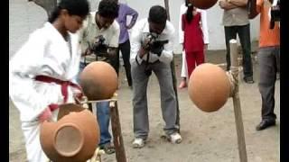 Download Karate Demo - Pot Breaking by Anjana Video