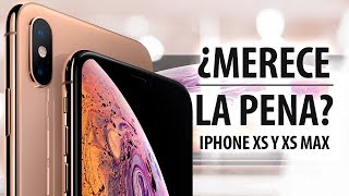 Download iPhone XS y XS Max, ¿merece la pena comprarlos? Video
