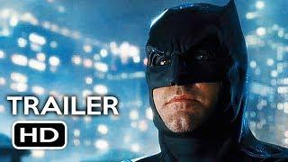 Download Justice League Official Comic Con Trailer (2017) Gal Gadot, Ben Affleck Action Movie HD Video