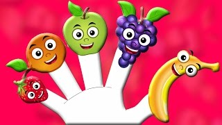 Download Плоды Палец Семья | Палец Песня | Рифмы для детей | Baby Finger Song | Fruits Finger Family Video