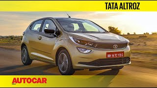 Download Tata Altroz Review - Tata's First Premium Hatchback | First Drive | Autocar India Video