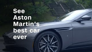 Download See the best Aston Martin ever Video