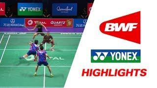 Download TOTAL BWF Sudirman Cup 2017 | Badminton F – CHN vs KOR – Highlights Video