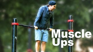 Download Learn to Muscle Up || Learn Quick Video