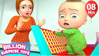 Download Indoor Playground 2 | BillionSurpriseToys Nursery Rhyme & Kids Songs Video