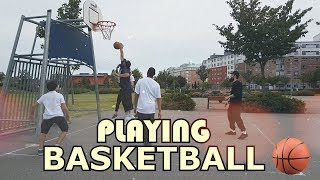 Download Playing Basketball - Duke luajtur basketboll Video