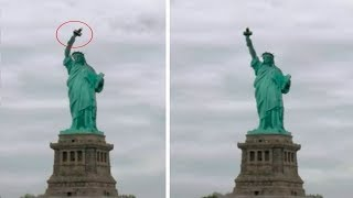 Download 5 Mysterious Moving Statues Caught On Camera Video