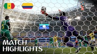 Download Senegal v Colombia - 2018 FIFA World Cup Russia™ - Match 48 Video