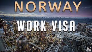 Download (हिंदी) Norway : Europe Country | WORK PERMIT | How to get it ? | STS Vlog Video