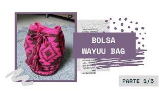 Download Bolsa de Crochê WAYUU BAG - Passo a passo (Parte 1) Video