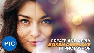 Download Create and Apply Bokeh Overlays In Photoshop Video