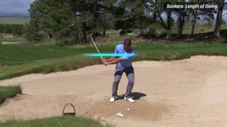 Download The Sand Shot Distance Control Exercise Video