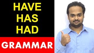 Download Basic English Grammar - HAVE, HAS, HAD - LIVE Workshop Replay - Examples & Exercises for Correct Use Video