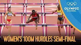 Download 100m Hurdles - Women's Semi-Finals Full Replay - London 2012 Olympics Video