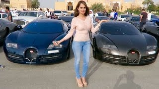 Download Rich Kids of the Middle East - The Most Expensive Car Event in the World !!! Video