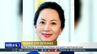 Download Hearing for Huawei CFO to continue Monday; no ruling on bail Video
