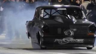 Download Street Outlaws Daddy Dave 5k grudge vs Kye Kelley at Redemption 6.0 Video