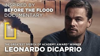 Download The Greatest Speech Of Leonardo DiCaprio | Climate Change | by MirekLeFou Video