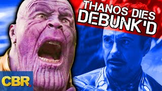 Download Thanos Will Die In Avengers Endgame And Never Come Back   Marvel Theory Debunked Video