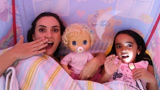 Download BIA LOBO E TATI LOBO NA CABANINHA DA BABY ALIVE Video