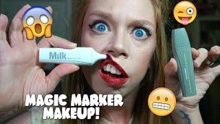Download MAGIC MARKER MAKEUP! Video