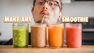Download The Easy Guide On Making Just About Any Smoothie Video
