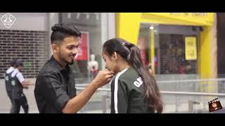 Download Tujhe Dekhe Bina Chain Kabhi Bhi Nahi Aata | Aniket Zanjurne | Neha Khan | Romantic Love Story Video
